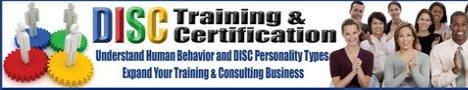 DISC Training & Certification