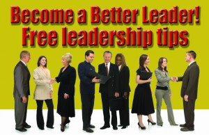 free leadership tips, free management tips