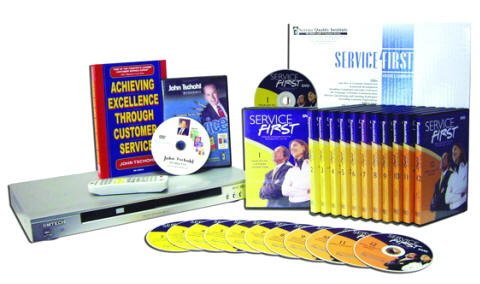 customer service dvd