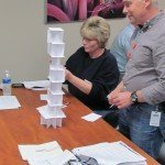 team building towers, tallest tower