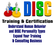 DISC Traininng & Certification