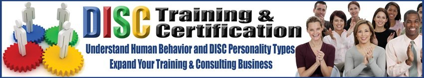 DISC Certification Training, DISC Workshops, Online DISC, DiSC profile