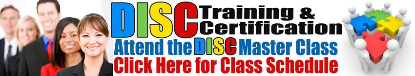 DISC training workshop, class, program, wiley, everything, online disc training