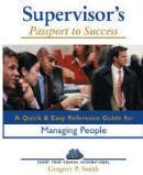 Supervisors Passport Cover
