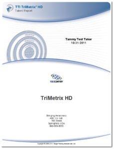 TriMetrix HD, disc assessments, disc, disc profile, disc reports, disc assessment, personality report, disc personality report, disc personality test, employee selection, sales assessments, TTI, myers-briggs