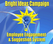 Bright Ideas Employee Suggestion Campaign