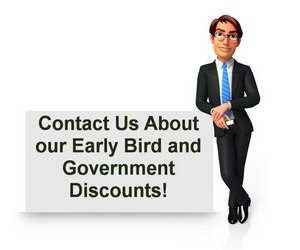 disc training, discount, government rate, certification, assessments