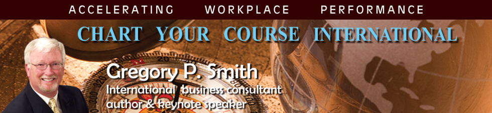 Leadership Speaker and Motivational Speaker for Businesses | Employee Engagement | Gregory Smith – Chart Your Course International