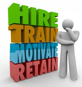 employee retention training for managers, employee turnover