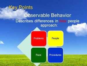 DISC Behaviors