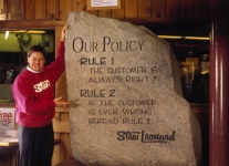 Stu Leonard's Secret for Great Customer Service