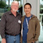 Greg and Tony Hsieh, President of Zappos.com