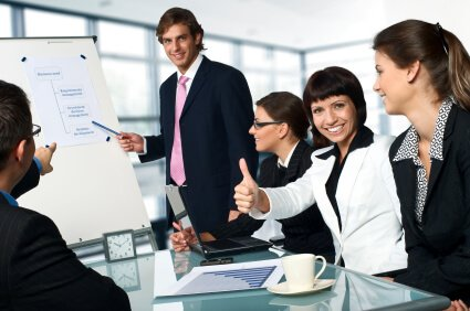 online and classroom training, online management, supervisory training