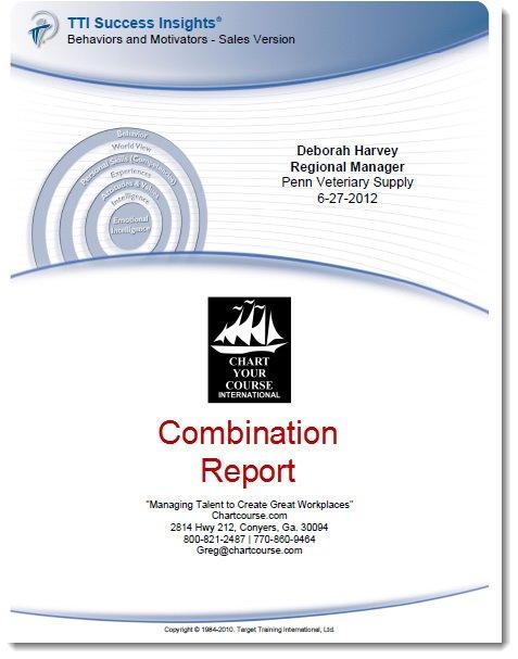comboreport | Chart Your Course International