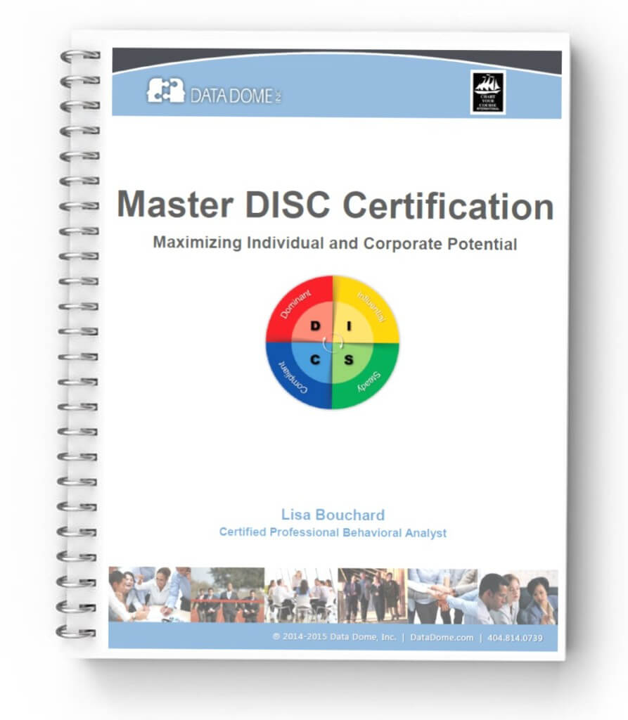 Disc Training Materials Facilitator Kit