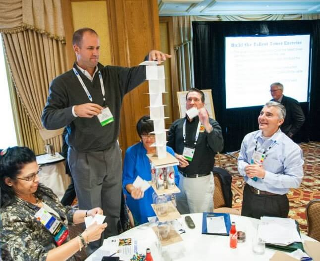 Team Building Workshops By Chart Your Course International