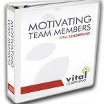 team member motivation, motivating teams