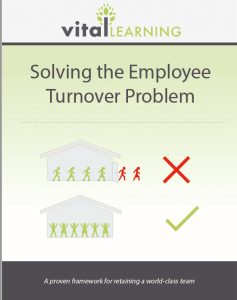 employee turnover and employee retention