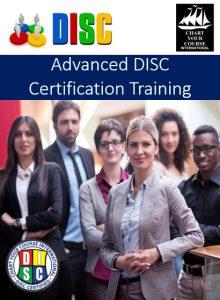 Advance disc behaviorial certification