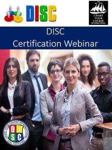 disc certification webinar program