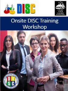 disc workshop, online disc certification training